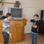 Тренінгове заняття для дітей