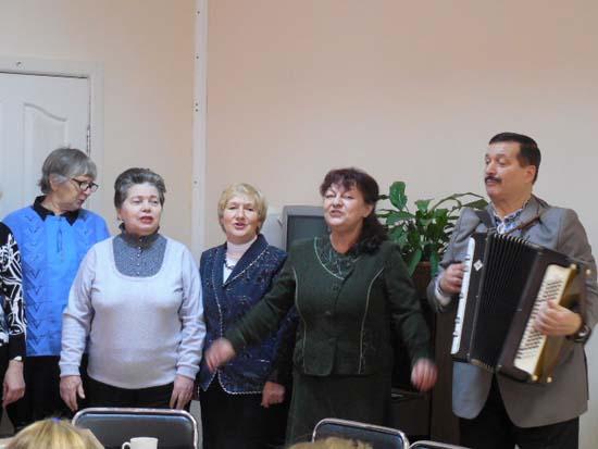 У мріях про мирну весну - Стрітення у Києво-Святошинському ЦСПР